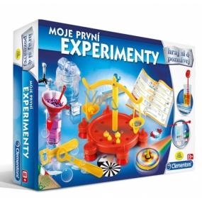 Clementoni Moje první experimenty sestavování opravdické váhy doporučený věk od 8+