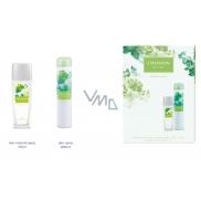 Chanson d Eau Original parfémovaný deodorant sklo 75 ml + deodorant sprej 200 ml dárkovásada pro ženy
