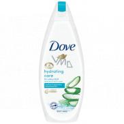 Dove Hydrating Care sprchový gel s aloe a břízovou vodou 250 ml