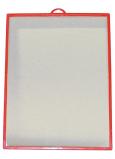 Abella Zrcátko 14,5 x 19,5 cm různé barvy, 217