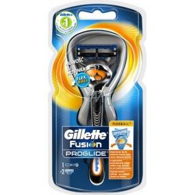 Gillette Fusion ProGlide Flexball holící strojek pro muže + 2 náhradní hlavice
