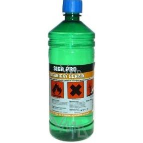 Siga Pro Benzín technický 650 g plastová láhe