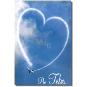 Ditipo Hrací přání Pro Tebe letadlo Elán Voda, čo ma drží nad vodou