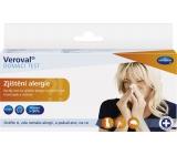 Veroval Domácí test Zjištění alergie 1 kus