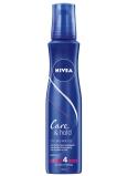 Nivea Care & Hold extra silná fixace regenerační pěnové tužidlo 150 ml