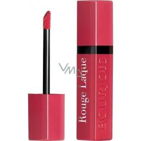 Bourjois Rouge Laque Liquid Lipstick rtěnka 02 Toute Nude 6 ml