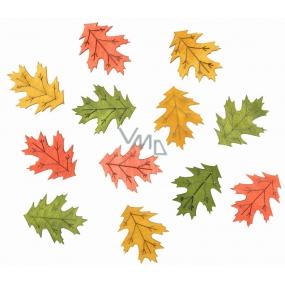 Listy dřevěné 4 cm, 12 kusů