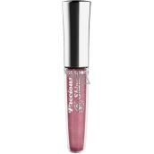 Miss Sporty Precious Shine 3D Lip Gloss lesk na rty 510 Dreamy Rosewood 7,4 ml
