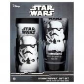 Disney Star Wars Stormtrooper sprchový gel 150 ml + deodorant sprej 150 ml, kosmetická sada expirace 11/2017
