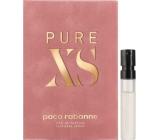 Paco Rabanne Pure XS for Her parfémovaná voda 1,5 ml s rozprašovačem, Vialka