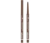 Essence Micro Precise ultra tenká tužka na obočí 02 Light Brown 0,05 g