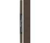 Essence Brow Powder & Define Pen pero na obočí 03 Cool Dark Brown 0,4 g
