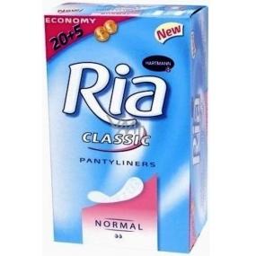 Ria Slip Classic Normal hygienické slipové vložky 25 ks