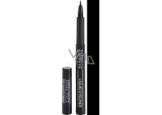 Gabriella Salvete Liquid Eyeliner In Pen tekuté oční linky ve fixu 01 Black 1,2 ml
