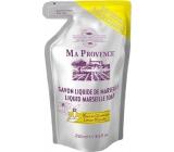 Ma Provence Bio Citrusové květy tekuté mýdlo náhradní náplň 250 ml