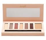 Barry M Natural Glow 2 Shadow & Primer Palette paleta očních stínů s tvářenkou 0614 9,2 g
