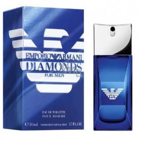 Giorgio Armani Emporio Armani Diamonds Club toaletní voda pro muže 50 ml