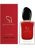 Giorgio Armani Sí Passione parfémovaná voda pro ženy 30 ml
