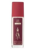 Naomi Campbell Prét a Porter Absolute Velvet parfémovaný deodorant sklo pro ženy 75 ml