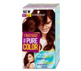 Schwarzkopf Pure Color Washout barva na vlasy 5.0 Hnědá 60 ml