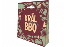 Albi Koření grilovací v krabičce Král BBQ 2 x 20 g