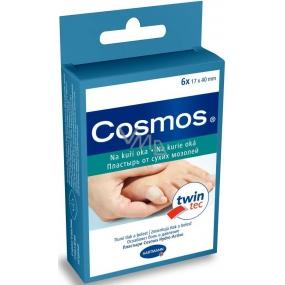 Cosmos Na kuří oka náplast 8 kusů