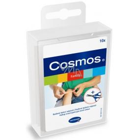 Cosmos Family sada náplastí 10 kusů + nůžky