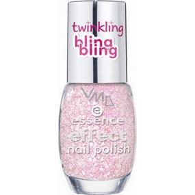 Essence Effect Nail Polish lak na nehty 26 Awesome Blossoms 10 ml