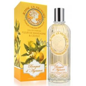 Jeanne en Provence Bouquet d Agrumes parfémovaná voda pro ženy 125 ml