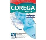 Corega Tabs čisticí tablety na zubní náhrady protézy 30 kusů