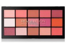 Makeup Revolution Re-Loaded paletka očních stínů Newtrals 2 15 x 1,1 g