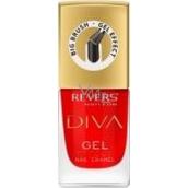 Revers Diva Gel Effect gelový lak na nehty 114 12 ml
