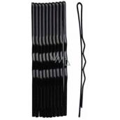 Plastic Nova Spona vlasová černá lakovaná 5 cm 10 kusů