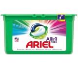 Ariel 3v1 Color gelové kapsle na barevné prádlo chrání a oživují barvy 35 kusů 945 g