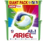 Ariel All-in-1 Pods Color gelové kapsle na barevné prádlo 80 kusů 952 g