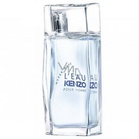 Kenzo L Eau Kenzo Pour Homme Hyper Wave toaletní voda pro muže 100 ml Tester