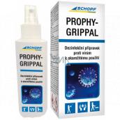 Schopf Hygiene Prophy-Grippal dezinfekční přípravek proti virům v ovzduší v místnostech a na površích, na roušky 100 ml