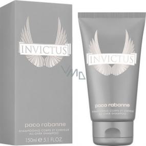 Paco Rabanne Invictus sprchový gel pro muže 150 ml