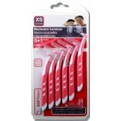 Soft Dent mezizubní kartáček zahnutý XS 0,4 mm 6 kusů