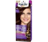 Schwarzkopf Palette Intensive Color Creme barva na vlasy odstín W 2 Tmavě čokoládový