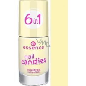 Essence Nail Candies 6v1 lak na nehty 11 Bee My Honey! 8 ml