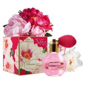 Jeanne en Provence Pivoine Féérie Pivoňková pohádka parfémovaná voda pro ženy 50 ml