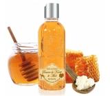Jeanne en Provence Beurre de Karité & Miel sprchový gel pro ženy 250 ml