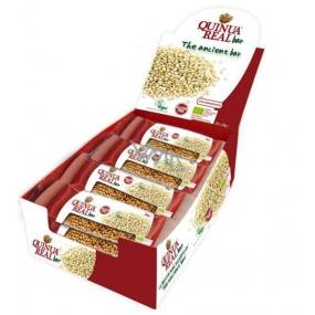 Quinua Real Bio Quinoa tyčinka s přírodní příchutí 20 g