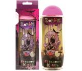 Bohemia Gifts & Cosmetics Zombie růžové víčko sprchový gel pro děti 300 ml