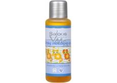 Saloos Bio Dětský měsíčkový olej zklidňuje, regeneruje 50 ml