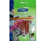 Dr. Clauders Jehněčí sušené pásky doplněk stravy pro psy 80 g 10 kusů