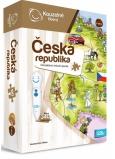 Albi Kouzelné čtení interaktivní mluvící puzzle Česká republika, věk 5+