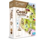 Albi Kouzelné čtení interaktivní mluvící puzzle Česká republika
