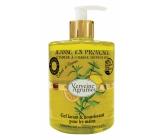 Jeanne en Provence Verveine Agrumes - Verbena a Citrusové plody mycí gel na ruce 500 ml